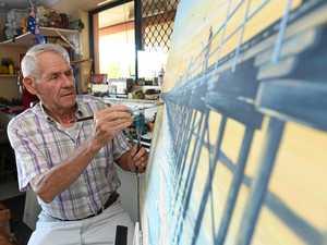The story of: Rolf Sieber- Artist, Soviet survivor, migrant