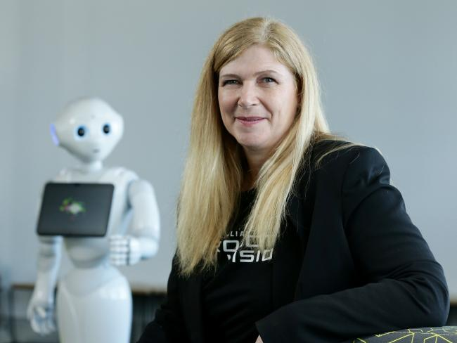 Dr Sue Keay says there are plenty of opportunities with new technologies. Picture: Mark Calleja/AAP
