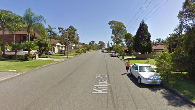 Kilpa Rd, Wyongah. Picture: Google Maps