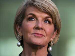Julie Bishop's final power move