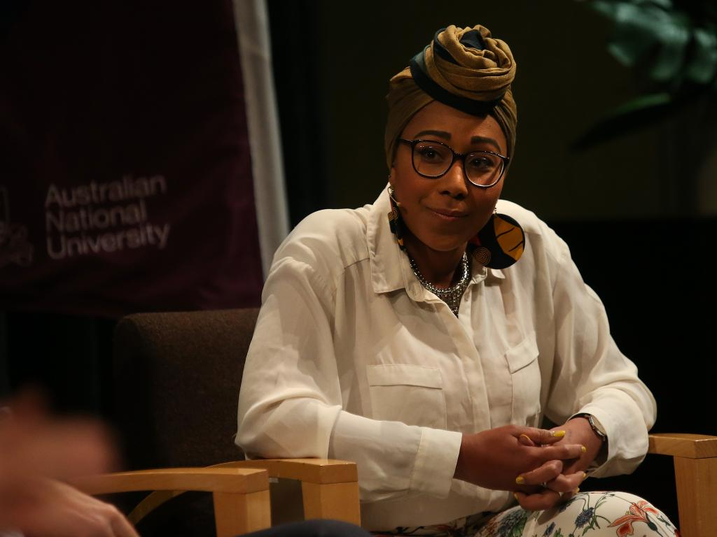 Yassmin Abdel-Magied has given speeches and made headlines around the world. Picture Kym Smith