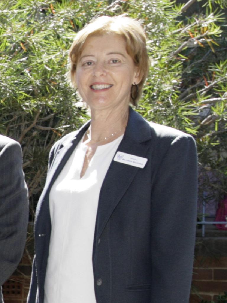 Dulwich Hill Public School head Linda Wickham.