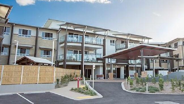 Carinity Fairfield Grange nursing home in Townsville