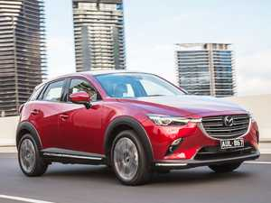 Mazda CX-3 gets a nip and tuck and new gear for 2019