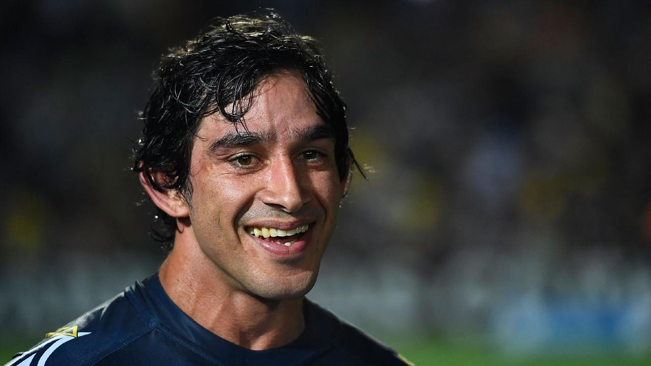 Johnathan Thurston will retire after Saturday's game against the Titans.