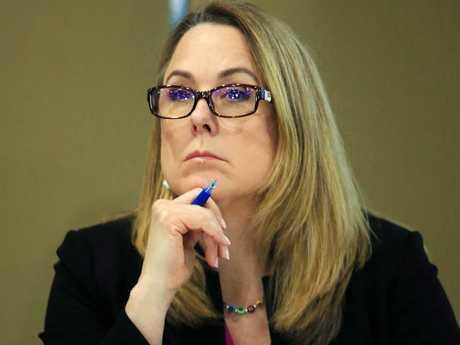 Australian Energy Regulator chair Paula Conboy. Picture: Aaron Francis