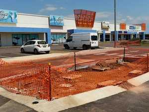 Shop lifted: Drive-thru coffee shop vanishes