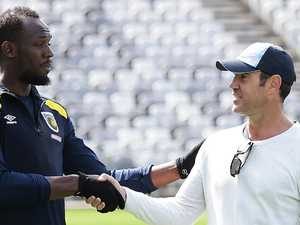 Risk-taker Fittler applauds Bolt's ambition
