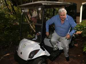Palmer eyes off unlikely new golf course