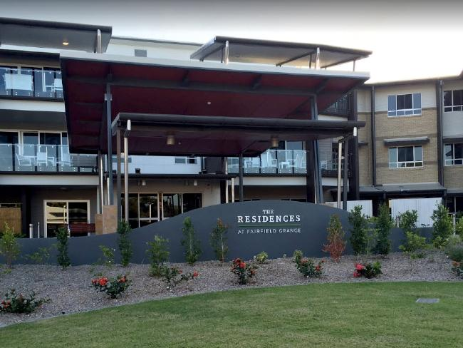 Carinity Fairfield Grange nursing home in Townsville