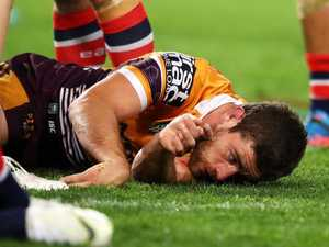 McCullough ruled out after controversial Napa hit
