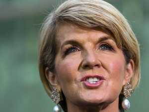 Why didn't Liberal party pick Julie Bishop?