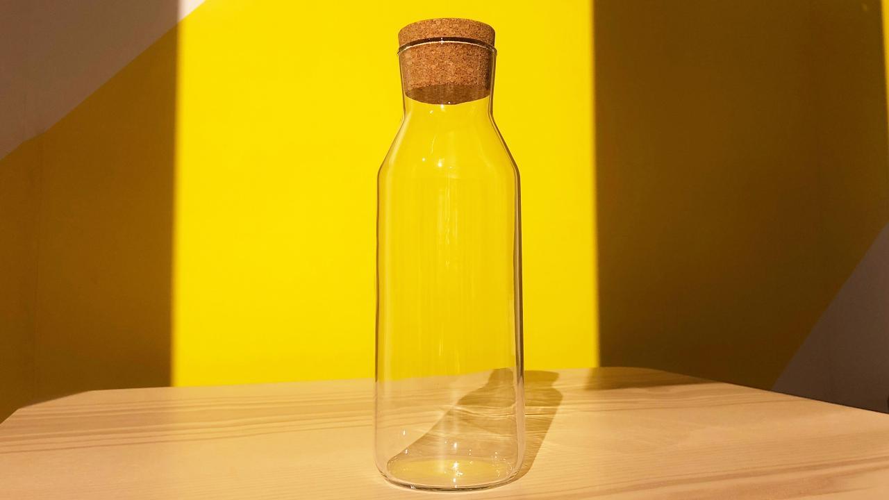 Ikea 365+ water carafe that took three years to design