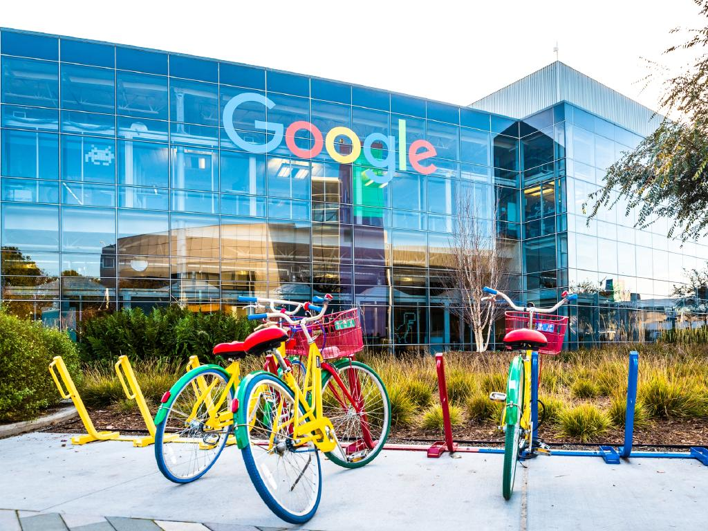 Google Headquarters in the US. Picture: Supplied