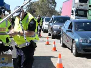 Police crackdown for road safety week