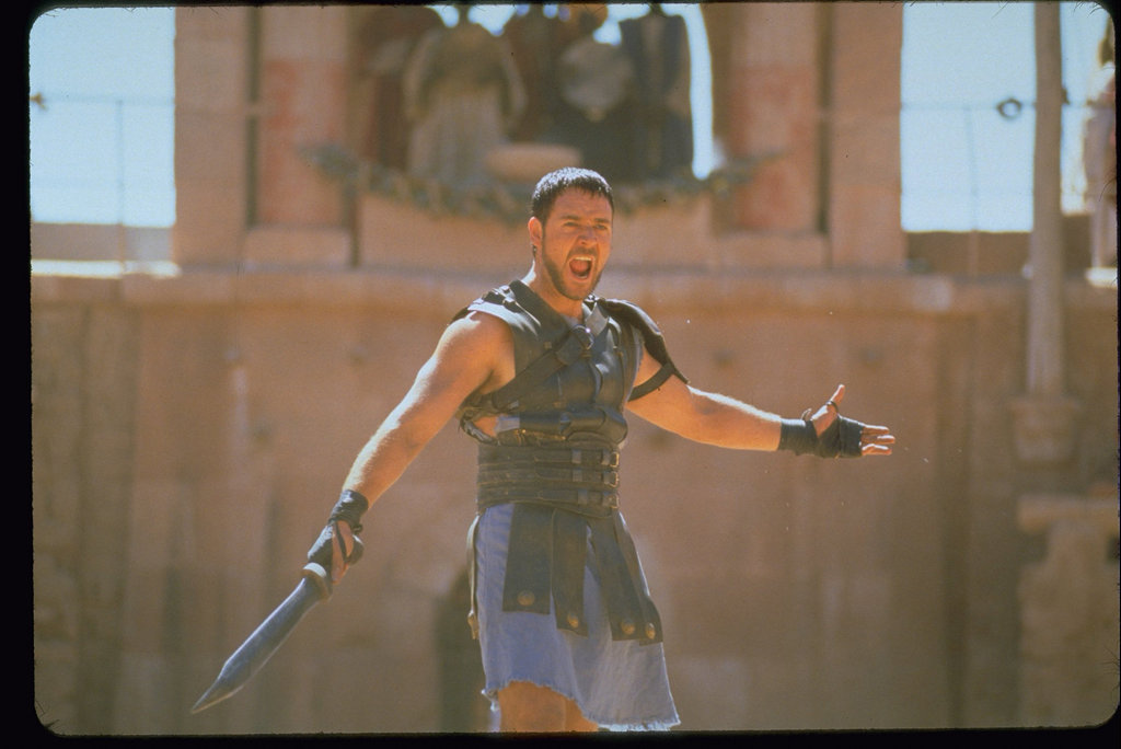 Were you not entertained by Gladiator?