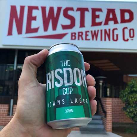The Risdon Cup Downs Lager will be available at the Downs Rugby grand final on Saturday, September 1.