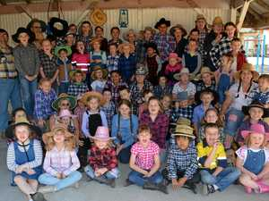 Primary schoolers learn the importance of supporting farmers