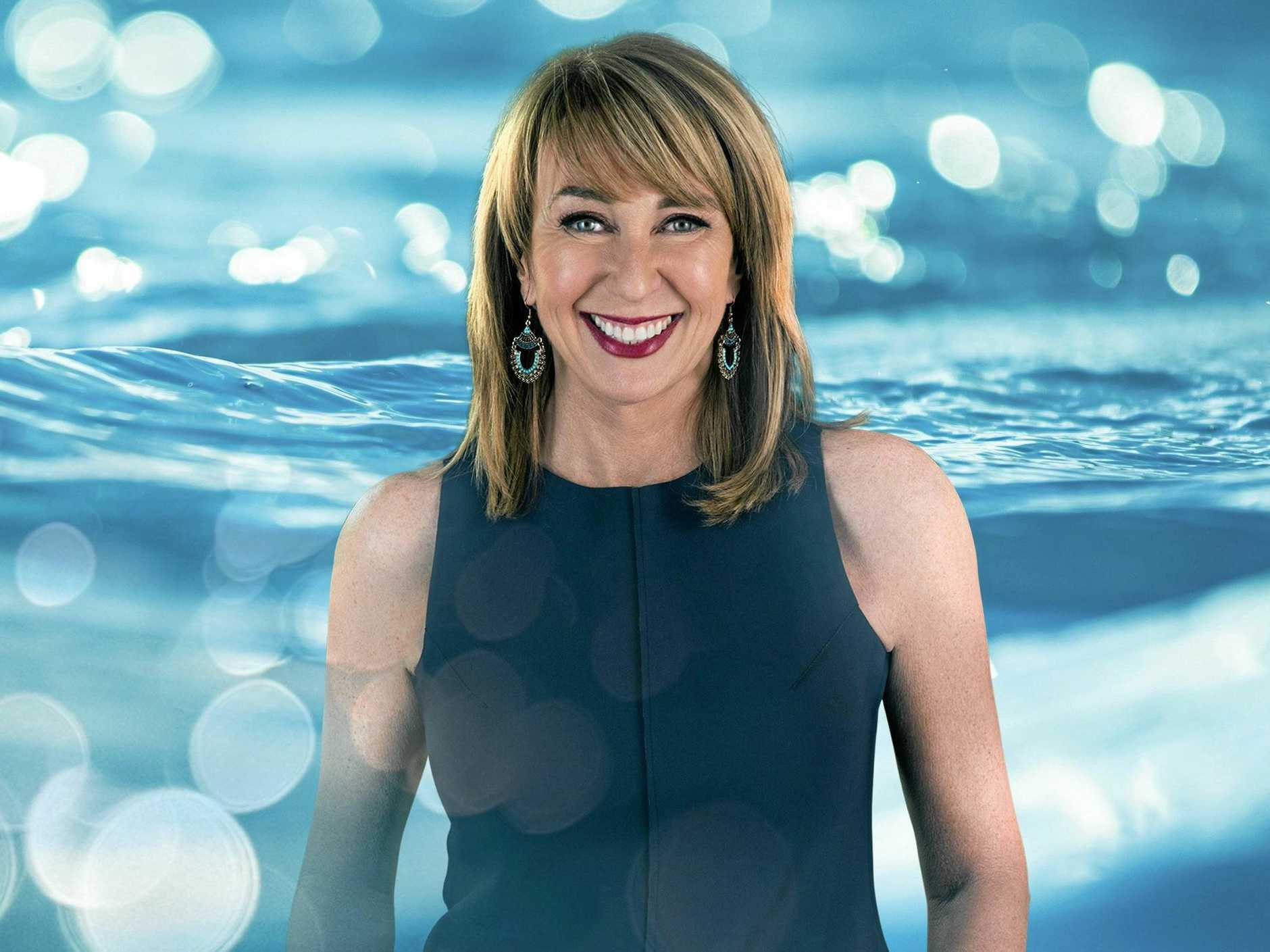 Maeve O'Meara hosts the TV series Food Safari Water.