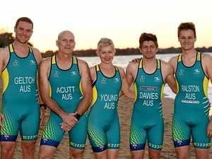Meet five Fraser Coast athletes about to represent Australia