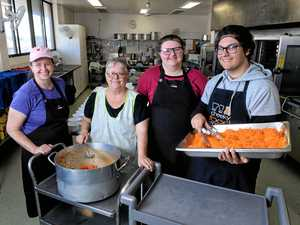 'We're more than a meal': Ipswich branch state's oldest