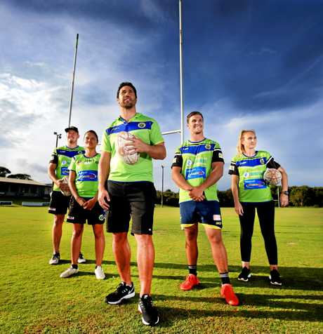 The Tweed Coast Raiders, lead by first-year coach Brent Kite, take on Murwillumbah this Sunday for a spot in the grand final.