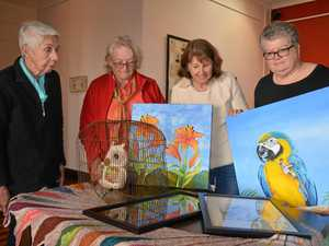 Arts exhibition to shake up Kingaroy gallery
