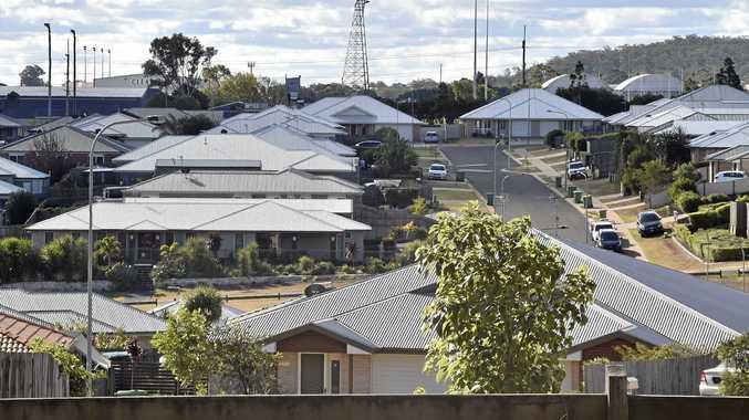 Suburbs, property, housing, Glenvale. Toowoomba suburbs. May 2018