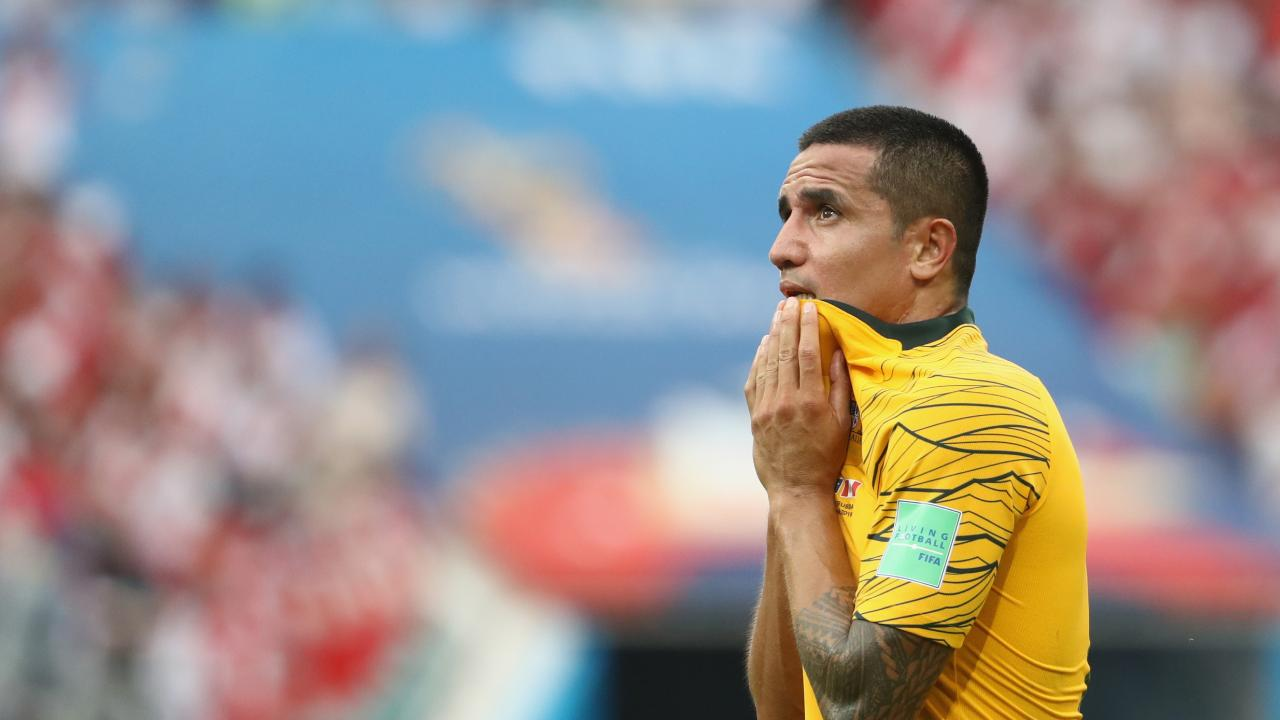 Tim Cahill recent;y announced his retirement from international football.