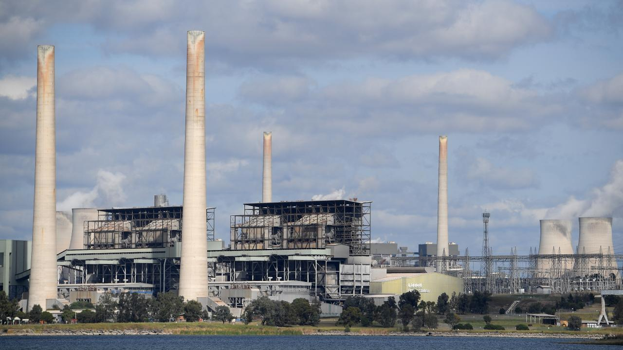 Liddell power station in Muswellbrook remains part of the coal-fired electricity producers in NSW's electricity equation.