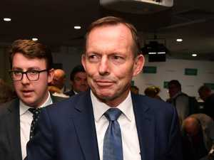 Abbott's final swipe at Turnbull