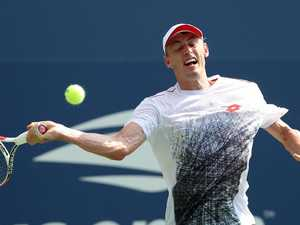 Aussie John Millman sprays US Open officials