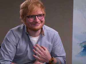 Did Ed Sheeran just drop a bombshell mid-interview?