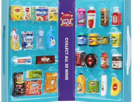 Coles also faced criticism after extending its Little Shop campaign.