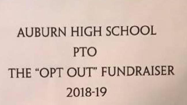 This is the right kind of fundraiser. Picture: Briana Leggett Woods