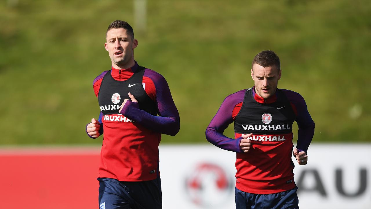 Cahill and Vardy have told Southgate that they are prepared to return in exceptional circumstances.