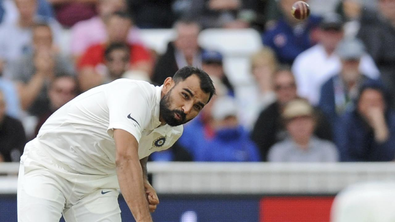 Mohammed Shami is licking his lips at the prospect of bowling in the fourth Test to Jonny Bairstow, who is aiming to play with a broken finger.