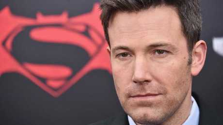 Affleck 'may be a liability' for the studio. Picture: Getty