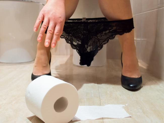 Imagine the difficulty you'd face trying to reach for a runaway toilet roll while squatting in heels. No thanks.