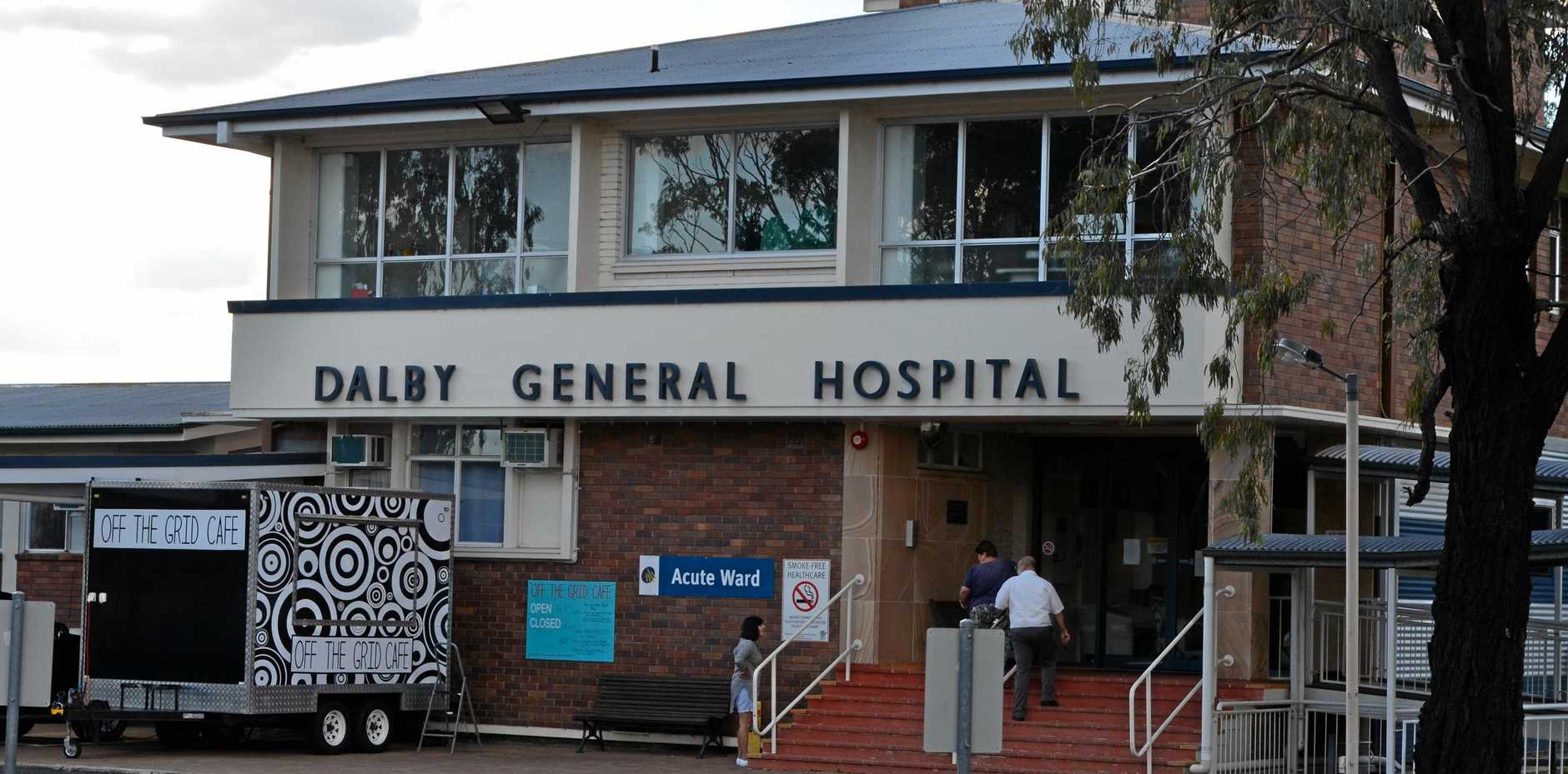 OVERWORKED: Documents released this week highlight tough expectations of staff at Dalby Hospital.