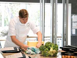 Top chef to host cooking class on the Coast