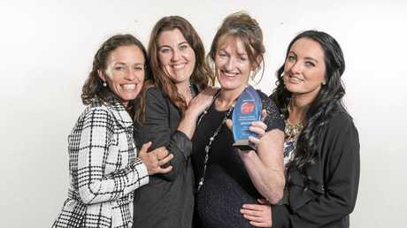 TOP SERVICE: Vicki Lawson has worked at The Hospital Shop for 13 years. She won People's Choice Favourite Employee at the 2016 Clarence Valley Business Awards.
