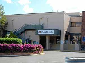 Man tasered at hospital