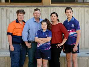 Family struck by injustices of mining industry