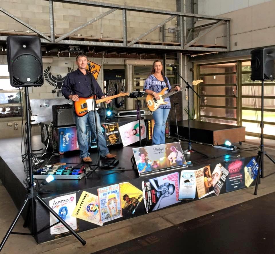 Bundaberg band Barlight will be at the Tin Can Bay Country Club Friday night.
