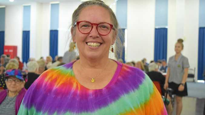 HAPPY VIBES: Kim Tompson is the first certified laughter yoga instructor in the Central Highlands.