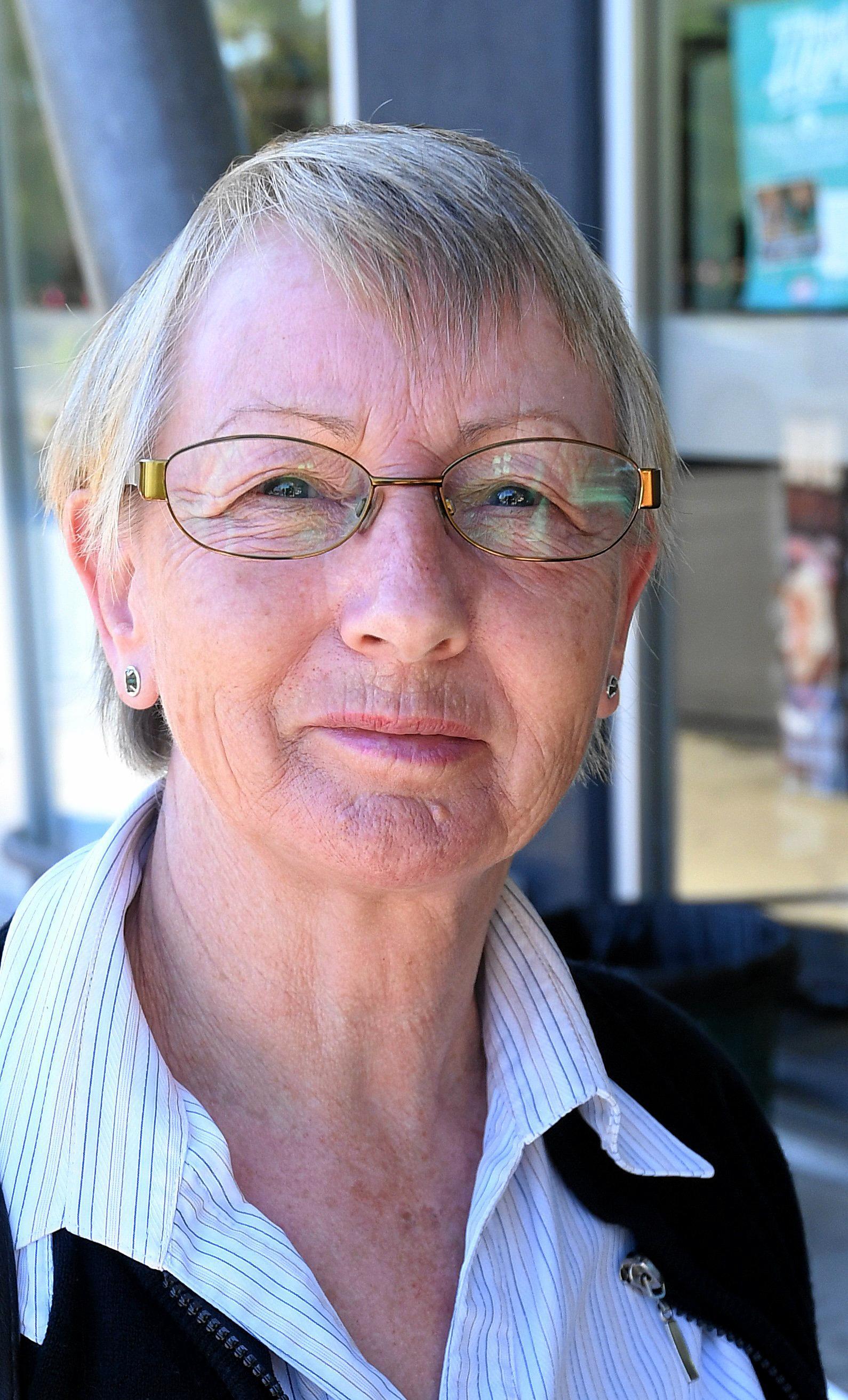 Raelene Browning.