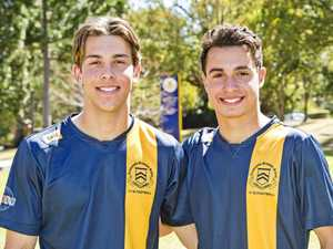 Young Toowoomba footballers eager to fly with Jets