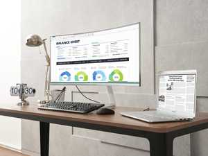Could this be Australia's ultimate desktop display?