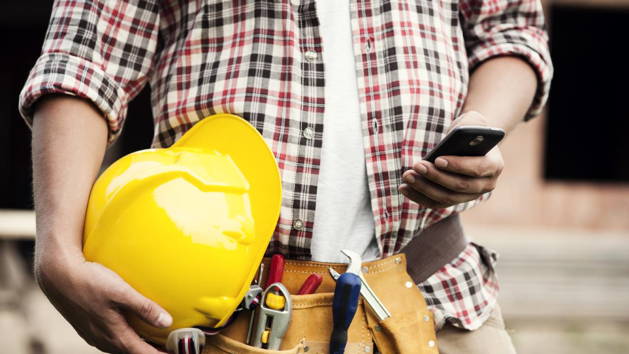 The majority of Australians have been ripped off by a tradie, a new survey has revealed. Picture: iStock